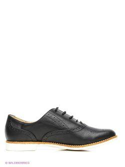 Ботинки Tamaris                                                                                                              черный цвет