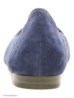 Балетки Marco Tozzi                                                                                                              синий цвет