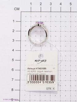 Ювелирные Кольца Migura                                                                                                              серебристый цвет