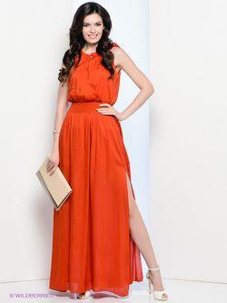 Платья Vis-a-Vis                                                                                                              оранжевый цвет