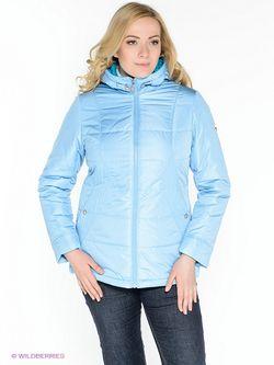 Куртки X'cluSIve                                                                                                              голубой цвет