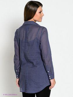 Блузки YUVITA                                                                                                              синий цвет
