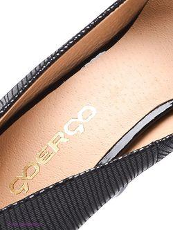 Туфли Goergo                                                                                                              чёрный цвет