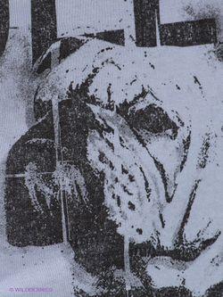 Футболка Pepe Jeans London                                                                                                              серый цвет