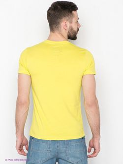 Футболки E-Bound by Earth Bound                                                                                                              желтый цвет