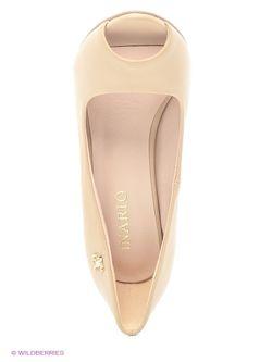Туфли Inario                                                                                                              бежевый цвет