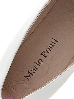 Туфли Mario Ponti                                                                                                              белый цвет