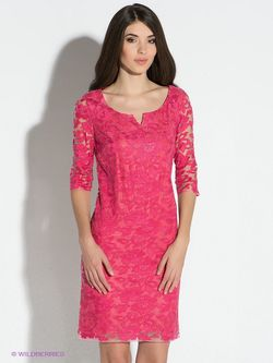 Платья VERA MONT                                                                                                              Малиновый цвет