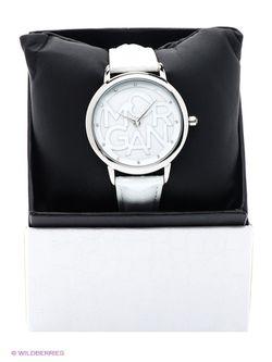 Часы Morgan                                                                                                              белый цвет