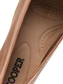Мокасины Cooper                                                                                                              коричневый цвет
