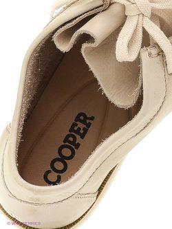 Ботинки Cooper                                                                                                              серый цвет