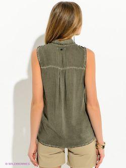 Блузки Gaudi                                                                                                              Оливковый цвет