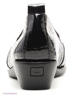 Туфли Spur                                                                                                              чёрный цвет