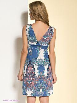 Платья La Fleuriss                                                                                                              синий цвет