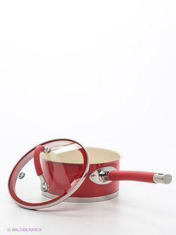 Посуда Winner                                                                                                              красный цвет