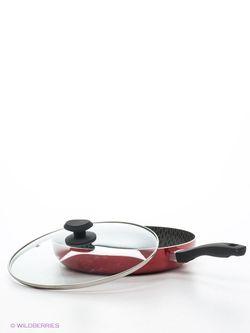 Сковороды Winner                                                                                                              красный цвет