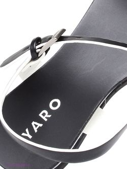 Сандалии Yaro                                                                                                              чёрный цвет