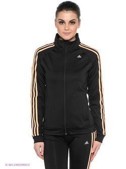 Олимпийки Adidas                                                                                                              черный цвет