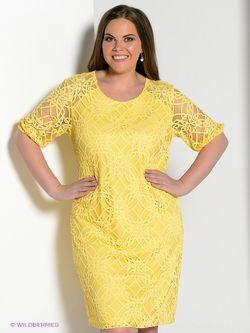 Платья Amelia Lux                                                                                                              желтый цвет