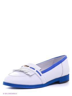 Туфли Riconte                                                                                                              синий цвет