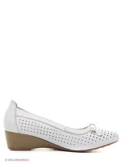 Туфли SHOIBERG                                                                                                              белый цвет
