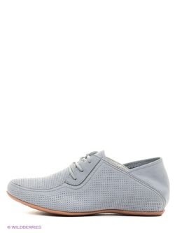 Ботинки SHOIBERG                                                                                                              голубой цвет