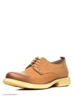 Туфли Mario Ponti                                                                                                              коричневый цвет