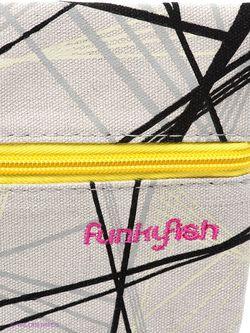 Пеналы Funky Fish                                                                                                              желтый цвет