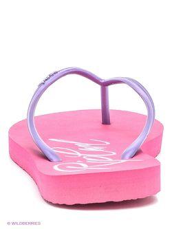 Шлепанцы Rip Curl                                                                                                              розовый цвет