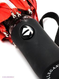 Зонты Eleganzza                                                                                                              красный цвет