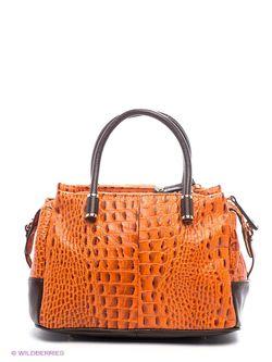 Сумки Eleganzza                                                                                                              оранжевый цвет