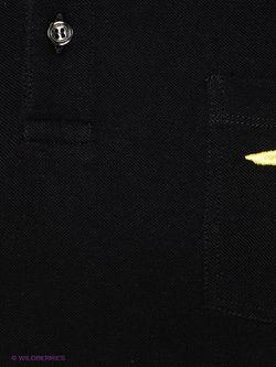 Футболки-Поло Tru Trussardi                                                                                                              чёрный цвет