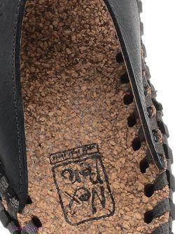 Шлепанцы Nexpero                                                                                                              черный цвет