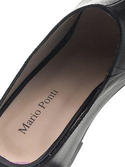 Сабо Mario Ponti                                                                                                              чёрный цвет