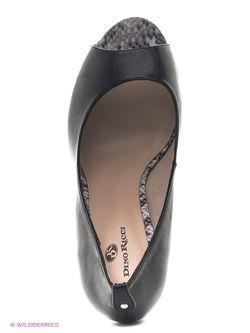 Туфли Mario Ponti                                                                                                              черный цвет