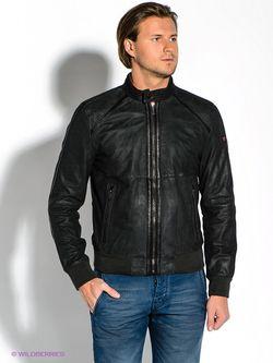 Куртки Strellson                                                                                                              чёрный цвет