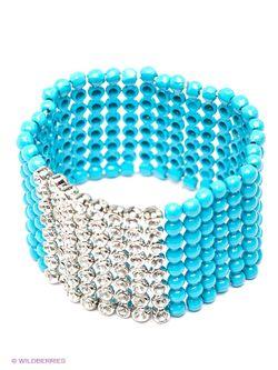 Браслеты Bijoux Land                                                                                                              голубой цвет