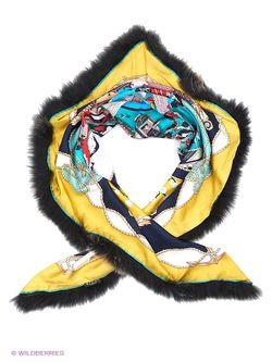 Платки Moltini                                                                                                              желтый цвет