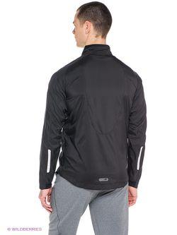 Куртки Asics                                                                                                              чёрный цвет