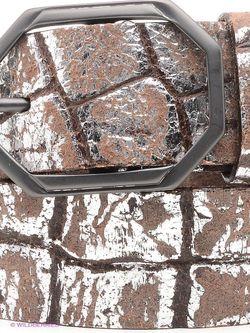 Ремни Stefania Morri                                                                                                              коричневый цвет