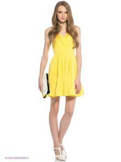 Сарафаны Oodji                                                                                                              желтый цвет
