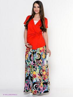 Блузки EUROMAMA                                                                                                              красный цвет