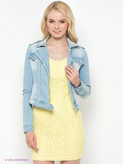 Куртки Kira Plastinina                                                                                                              голубой цвет