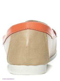 Мокасины Evita                                                                                                              оранжевый цвет