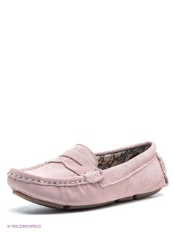 Мокасины Dino Ricci                                                                                                              розовый цвет
