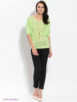 Джемперы PARKhande                                                                                                              зелёный цвет