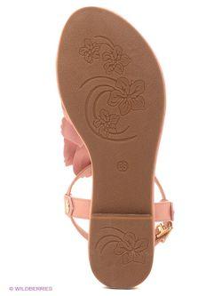 Сандалии Evita                                                                                                              розовый цвет