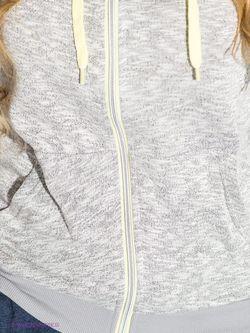 Толстовки Moodo                                                                                                              серый цвет