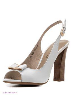 Туфли Francesco Donni                                                                                                              белый цвет