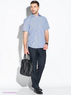 Рубашки Hans Grubber                                                                                                              синий цвет